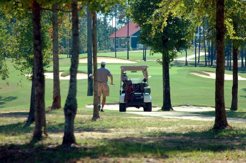Download Campo de golf imagen de archivo. Imagen de club, golf - 1299263