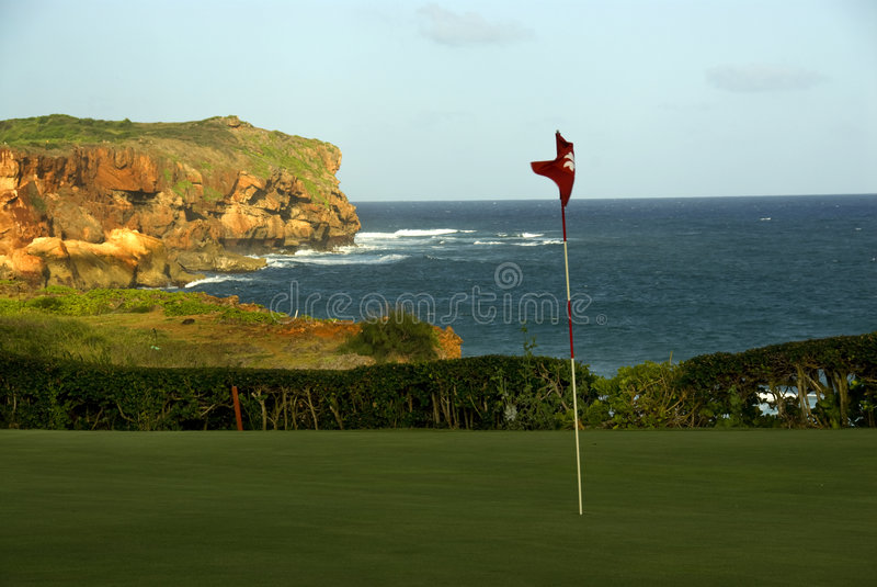 Campo de golfe de Havaí