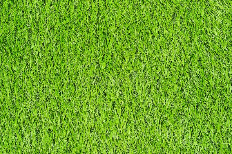 Campo de hierba verde artificial foto de archivo libre de regalías