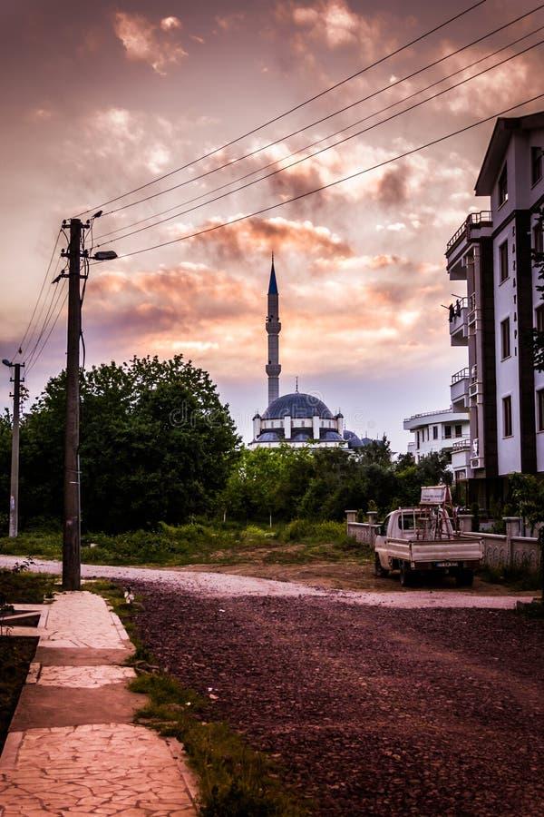 Campo de Mármara Turquía fotos de archivo libres de regalías