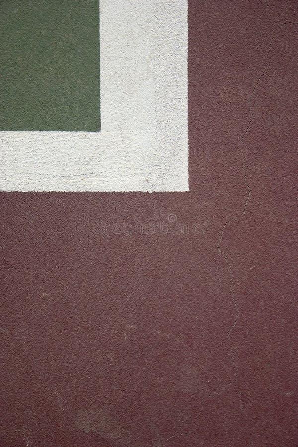 Download Campo de tenis foto de archivo. Imagen de rojo, cuadrados - 186708