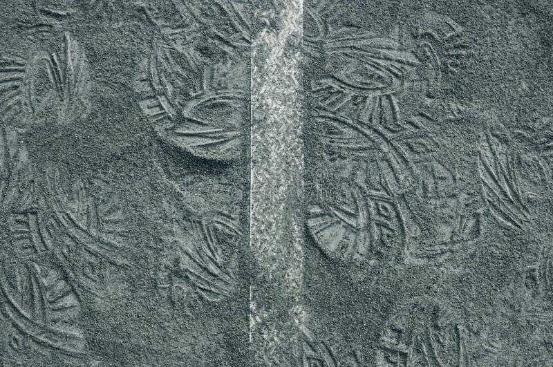 Campo de tenis - detalle fotografía de archivo