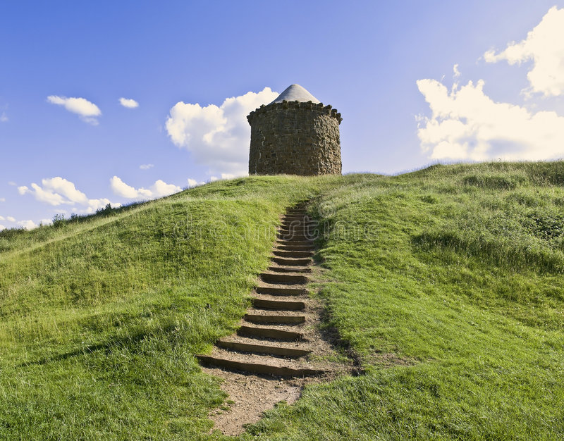 Campo de Warwickshire imagem de stock royalty free