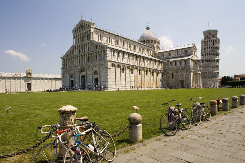 Campo dei Miracoli, Pisa. Image of Campo dei Miracoli, Pisa royalty free stock image