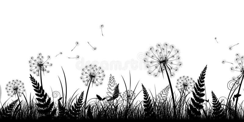 Campo del verano libre illustration