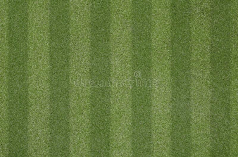 Campo di calcio artificiale dell'erba immagine stock