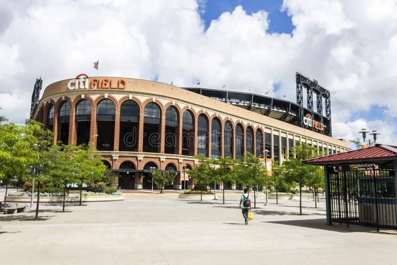 Campo di Citi, New York fotografie stock libere da diritti