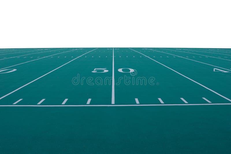 Download Campo Di Football Americano Fotografia Stock - Immagine: 450182