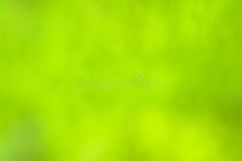 Campo dos verdes da abstração do fundo foto de stock royalty free