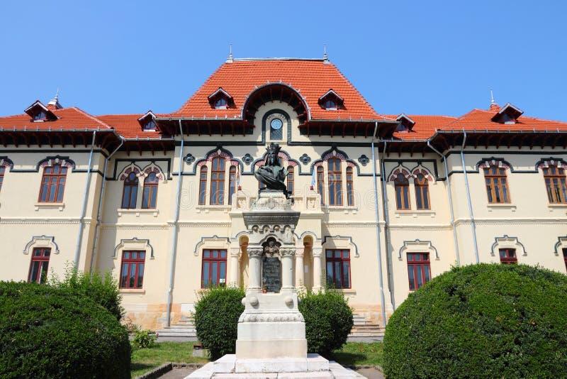 Campulung Rumänien royaltyfri foto