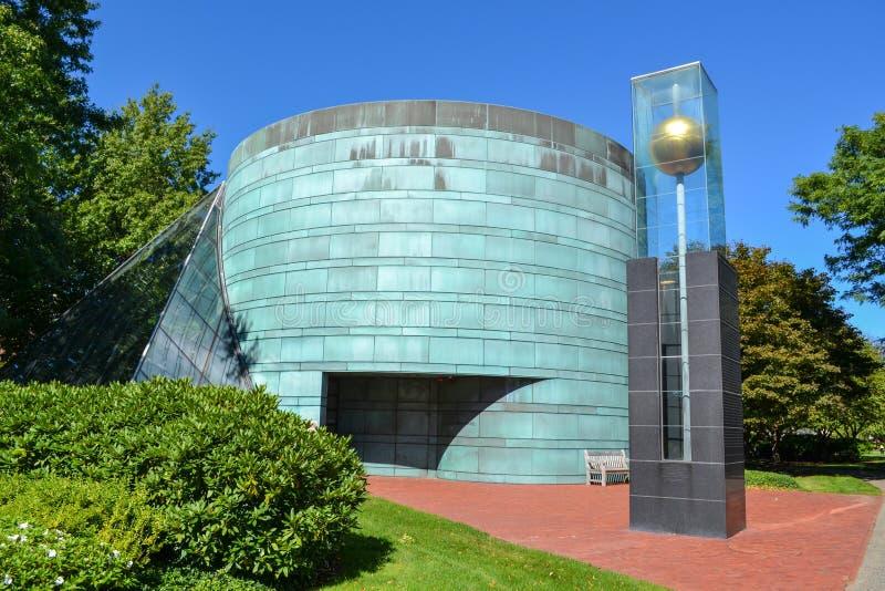Campus de Harvard foto de archivo