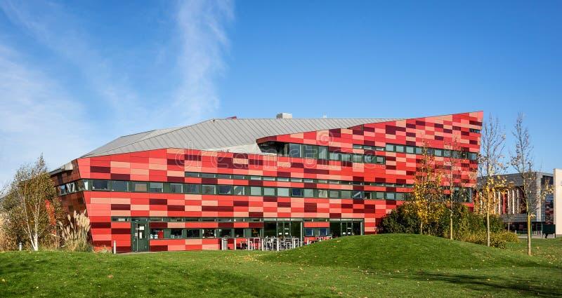 Campus del jubileo fotografía de archivo libre de regalías