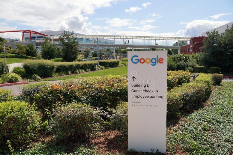 Campus Google à Kirkland État de Washington États-Unis photo stock