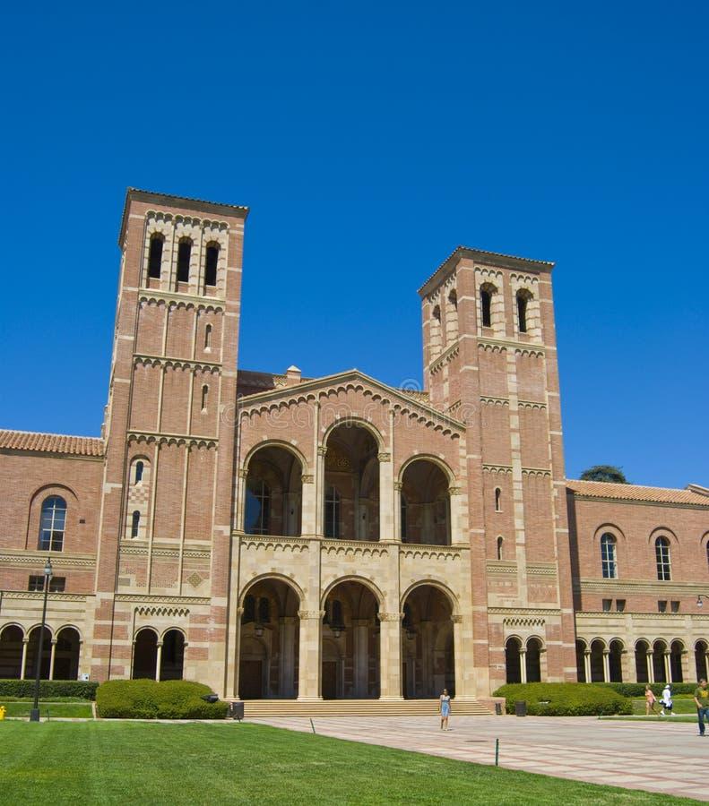 Campus universitario fotografie stock libere da diritti