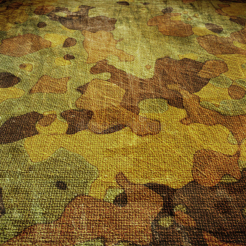 Camuflagem deslustrado ilustração royalty free