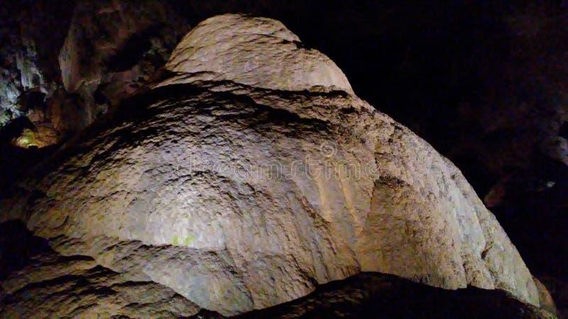 Camuy洞穴 库存图片
