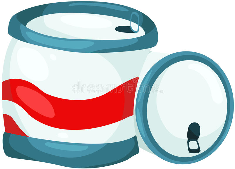 Download Can stock vector. Image of nutrition, illustration, graphic - 23227720