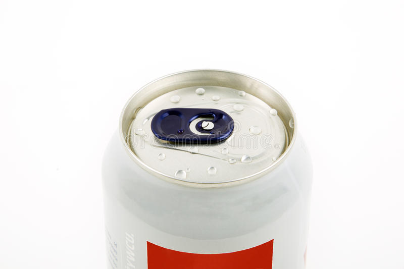 Download Can of beer stock image. Image of droplet, metallic, design - 36973221