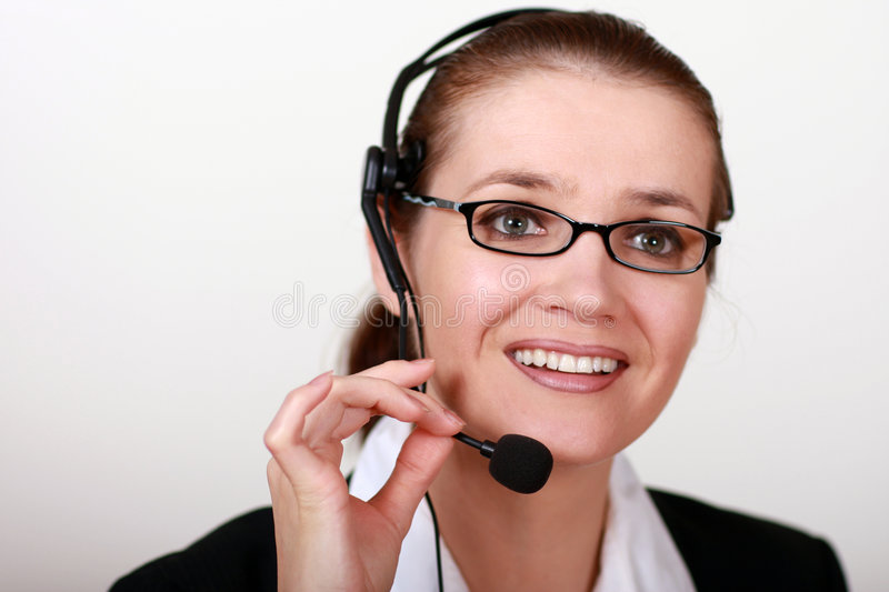 Download Can I Help You? Stock Photo - Image: 5021540