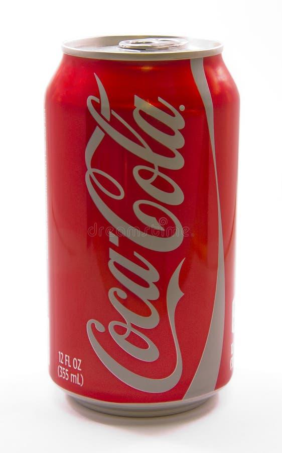 Free Can Of Coca Cola Stock Photos - 17935363