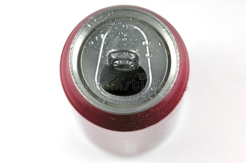 Can of soda #3 stock photo