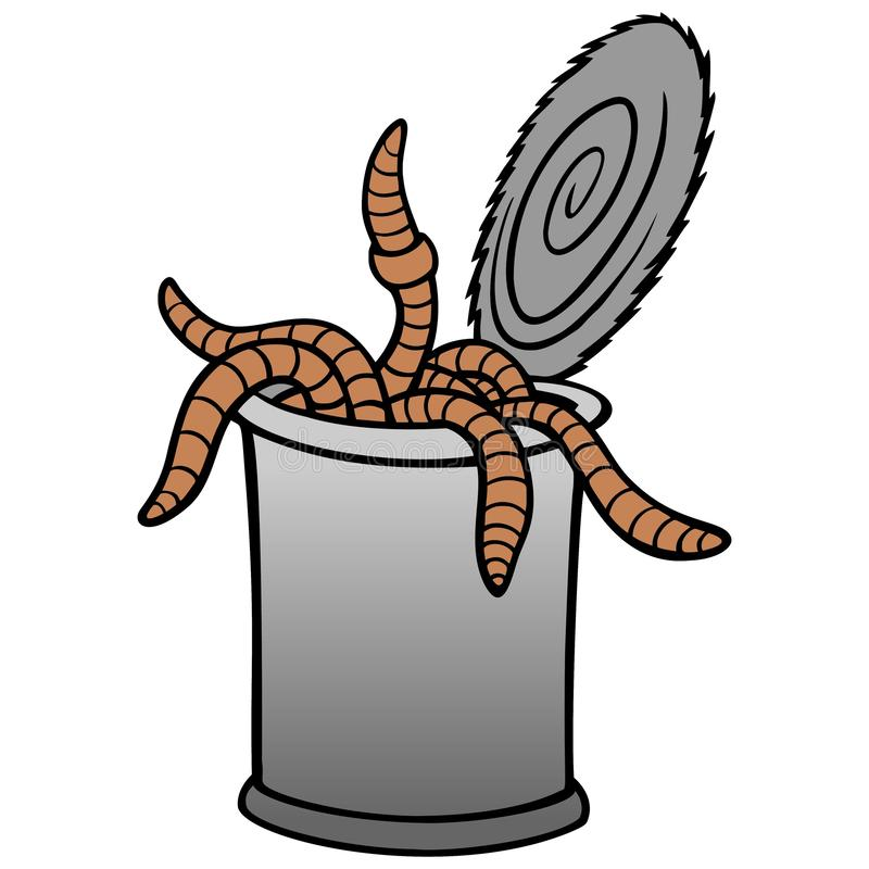 Cartoon Worm High Resolution Stock Photography and Images - Alamy