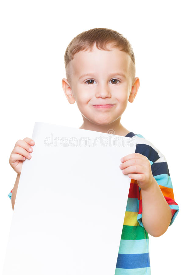 Can you help me?. Little boy on isolated white is pleasing for help royalty free stock photos