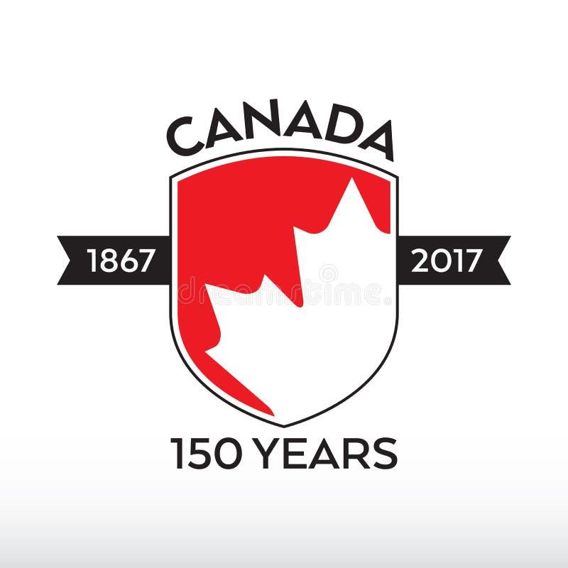 Canadá 150 libre illustration