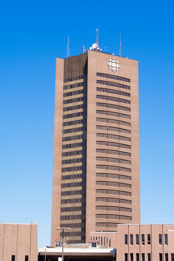 Download Canada Broadcasting House. editorial stock image. Image of canada - 19669529