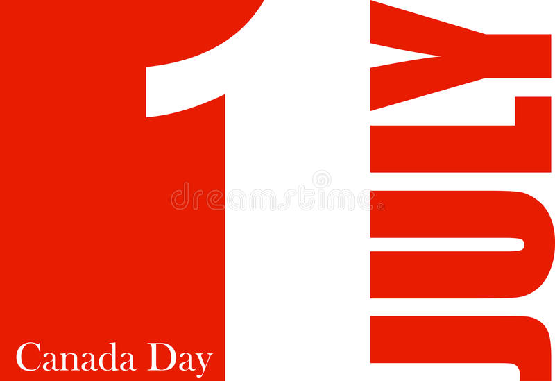 Download Canada Day stock vector. Illustration of painting, celebration - 25367588