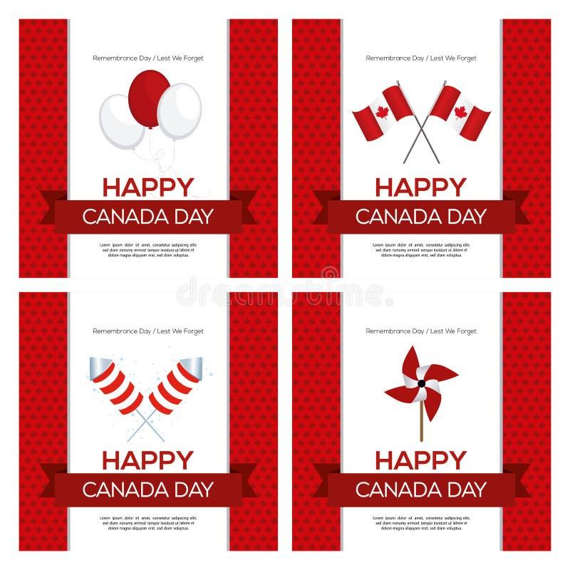 Free Canada Day Royalty Free Stock Photos - 68714948