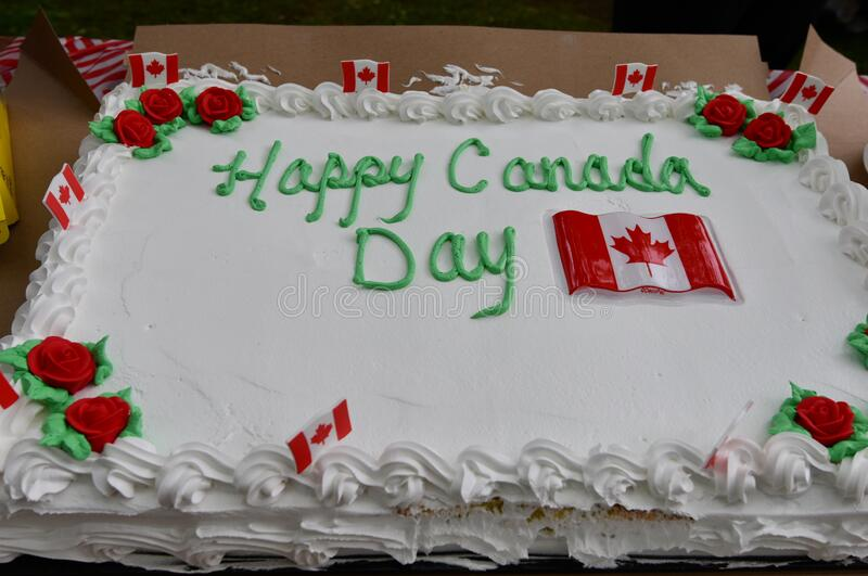 Superb Canada Birthday Cake Stock Photos Download 44 Royalty Free Photos Funny Birthday Cards Online Chimdamsfinfo
