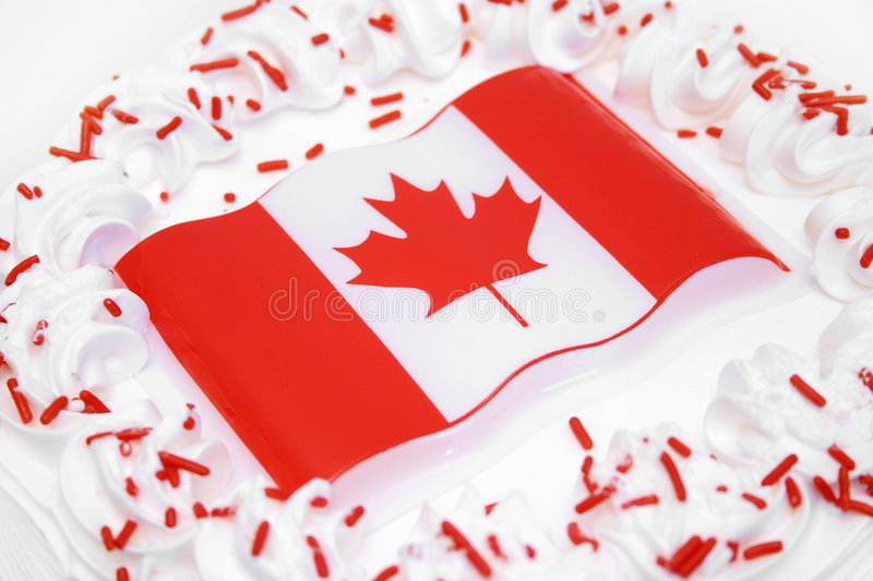 Canada Day Celebrations royalty free stock photo