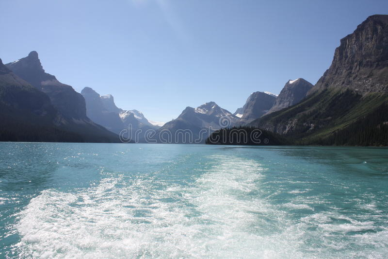 Canada de navigation photo libre de droits