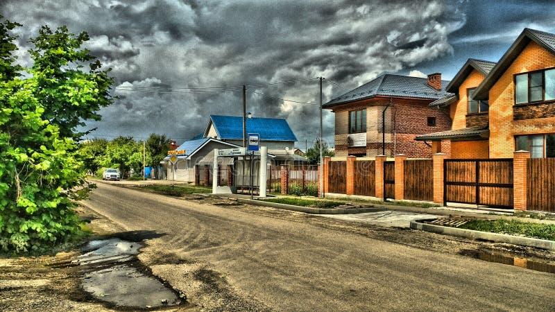 canada dom na wsi ulica Toronto fotografia royalty free