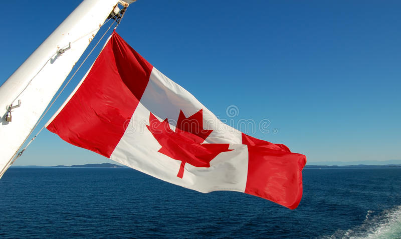 Download Canada Flag stock image. Image of mapleleaf, proud, white - 11085249