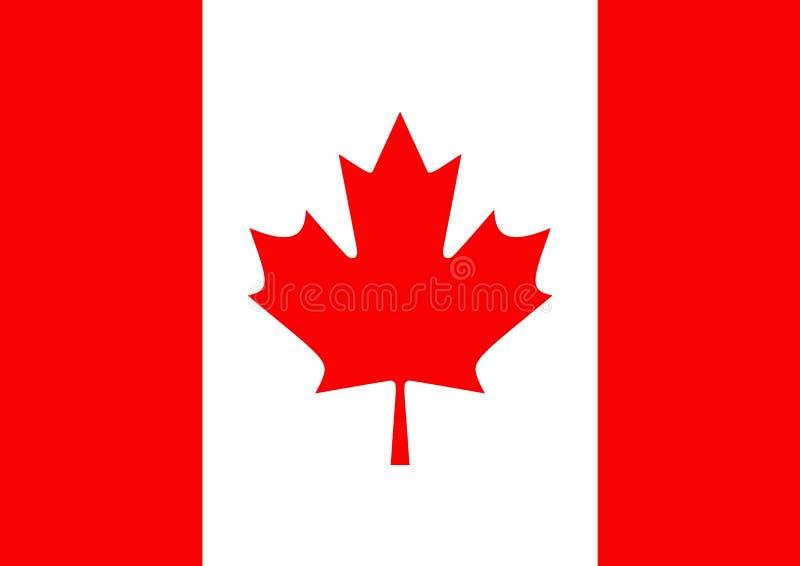 Canada Flag vector illustration