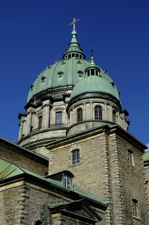 canada katedra Montreal zdjęcia stock