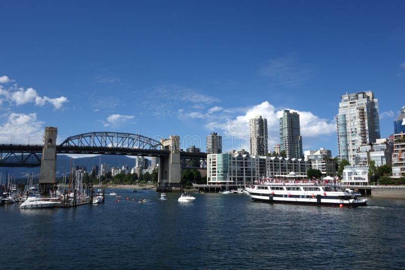 canada miasto Vancouver zdjęcia royalty free