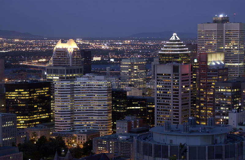 canada Montreal obrazy royalty free