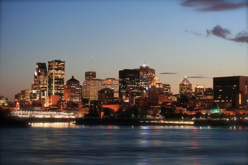 canada Montreal zdjęcie royalty free