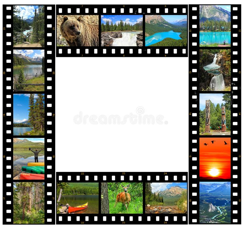 Canada National parks royalty free stock images