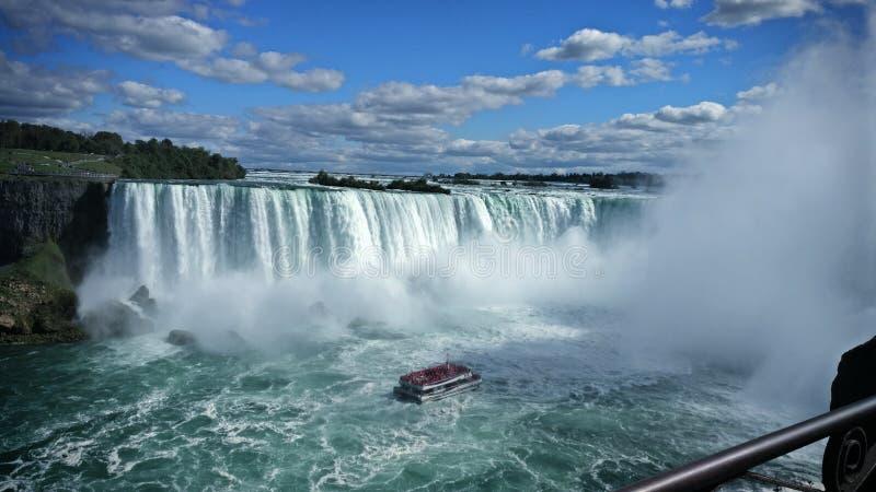canada objętych Niagara zdjęcie stock