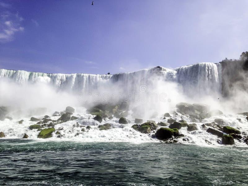 canada objętych Niagara fotografia stock