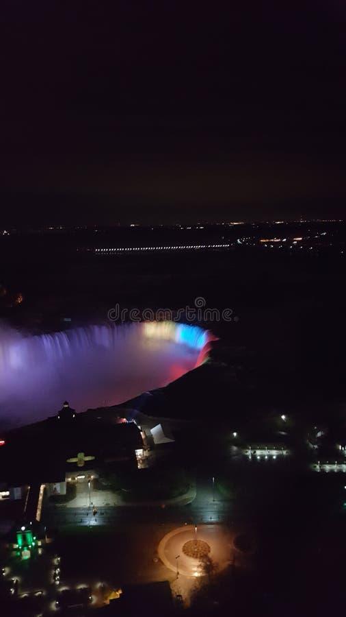 canada objętych Niagara obrazy stock