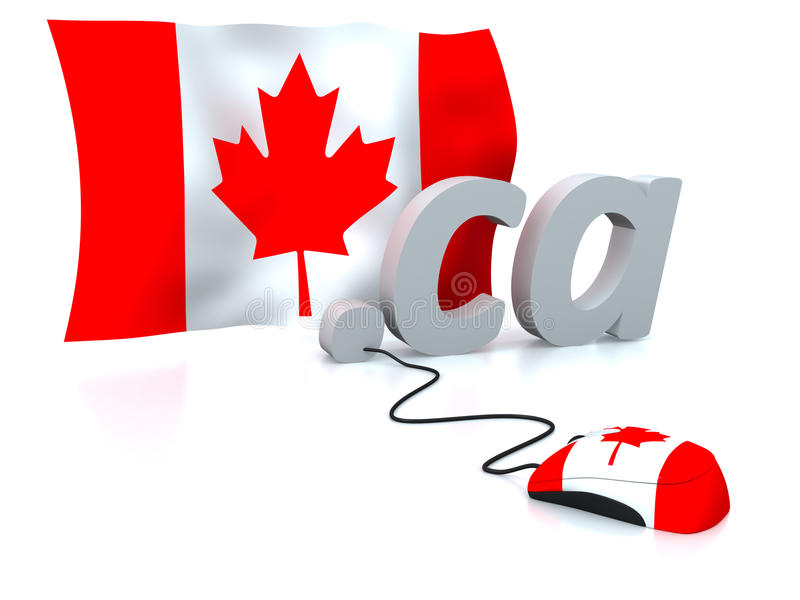 Download Canada online stock image. Image of country, flag, national - 26968765