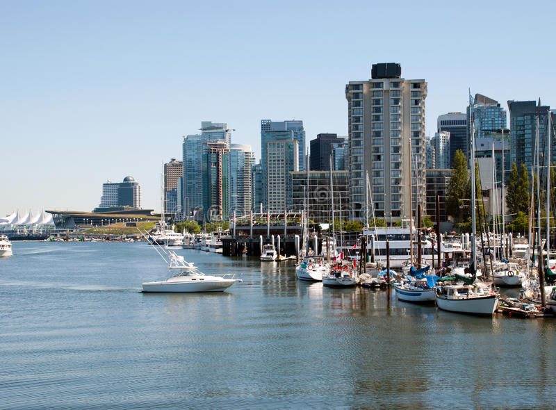 Download Canada place stock photo. Image of restaurant, power - 21517738