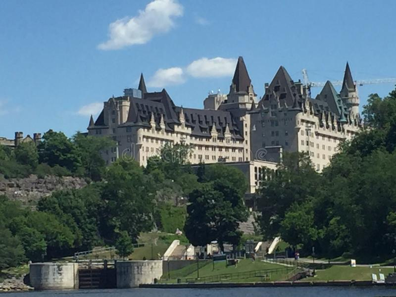 Canada& x27;s Parliament royalty free stock photo