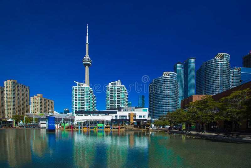 Canada 150 ! Toronto Ontario images stock