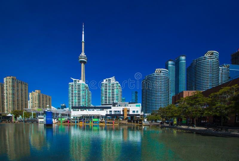 Canada 150! Toronto Ontario stock images